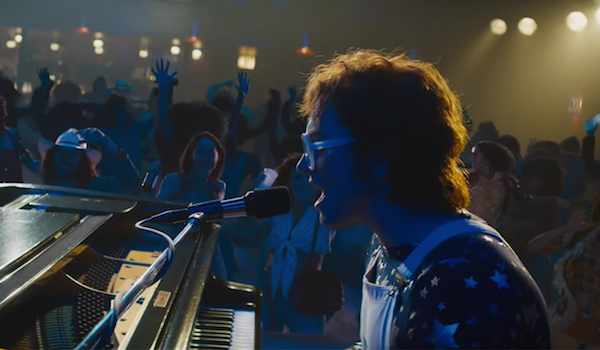 ROCKETMAN (2019) Movie Trailer 2: Taron Egerton becomes Elton John in Dexter Fletcher's Biopic Film